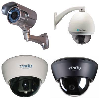 Поиск ip видеокамер в локальной сети
